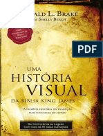 Livro eBook Uma Historia Visual Da Biblia King James