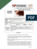 Examen Parcial Logistica