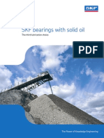 SKF Bearings With Solid Oil