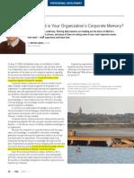 Org Corp Memory