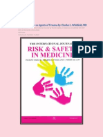 Psychiatric Drugs as Agents of Trauma JRS508