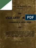 Vigilante Manual h 00 New y