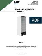 Bgr-15_io MasterBilt Refrigerator