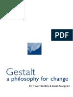 Gestalt Philosophy