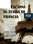Todeschini in terra di Francia