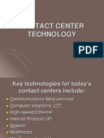 Contact Center Technology
