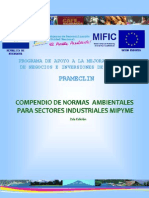 Compendio Legal Ambiental Ene 2013_Version II-Prameclin