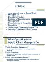 Reading 2 Opearation Management-Introduction
