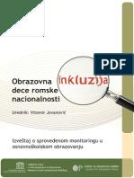 Obrazovna Inkluzija Dece Romske Nacionalnosti-1
