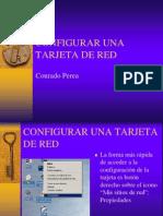 37 Configurar Una Tarjeta de Red