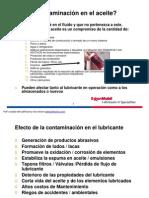 Presentación Contaminación III Seminario Mineria