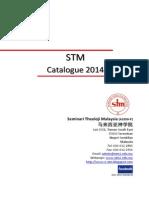 Stm Catalogue 2014