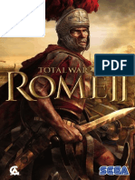 Manual Rome Total War 2