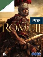 Manual Rome Total War 2