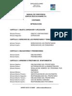 Manual de Convivencia Rocca Di Mare