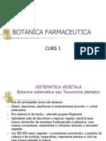 Botanica Curs 1 Sem II-2