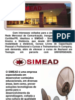 Sistema Mercosul de Ensino à Distância - SIMEAD