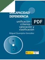 Dependencia y Discapacidad