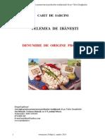 Caiet de Sarcini Telemea Ibanesti