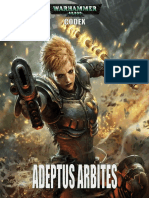 Codex Adeptus Arbites - 7th Ed