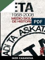 Casanova Iker - Eta 1958 2008 Medio Siglo de Historia