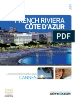 CANNES - Suggestions of Visits From the Port of Cannes