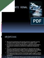 Transplante Renal 2014