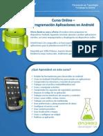 Brochure Capacity Curso Android Online