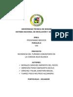 incidencia del turismo comunitario de la comuna Agua Blanca.pdf