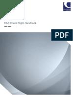 CAA Check Flight Handbook