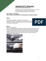 Como Desmontar La Ecu Del Motor-Seat Leon-Toledo-Audi-Wv
