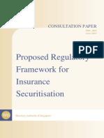 CP InsuranceSecuritisation 07062007