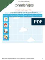 Imprimir_ Cuadrante de Incentivos Para Niños