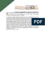 Geoprocessamento Aplicado Ao Mapeamento e Análise Da Evolução Do Uso e Ocupação Da Terra No Município de Paulínia (Sp) No Período 1965-2005