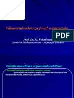 Glomeruloscleroza focal segmentala
