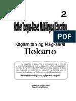 Ilokano MTB Gr 2 TG