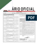 Diário Oficial 27-08-2013