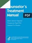 Matrix Counselor Treatment Manual