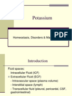 Potassium Homeostasis - Lisa Bailey
