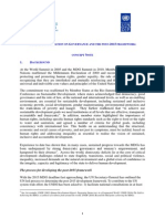 Concept Note_ Post-2015 Global Governance Consultation