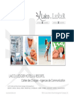 Cahier Des Charges Communication - Laico Hotels