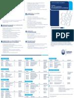 Plan de Estudios Administración de Empresas