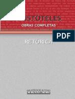 Aristóteles - Retórica