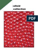 Hydrocolloid Recipe Collection