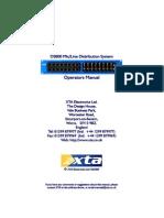 Ds800 Op Manual