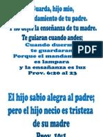 Proverbio s