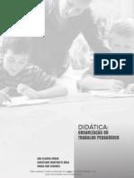 .Didatica Organizacao Do Trabalho Pedagogico