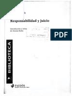 Arendt, Hannah_El Pensar y Las Reflexiones Morales
