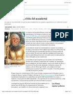 La herencia contra el frío del neandertal   Sociedad   EL PAÍS