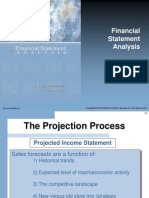 Projected Cash Flows